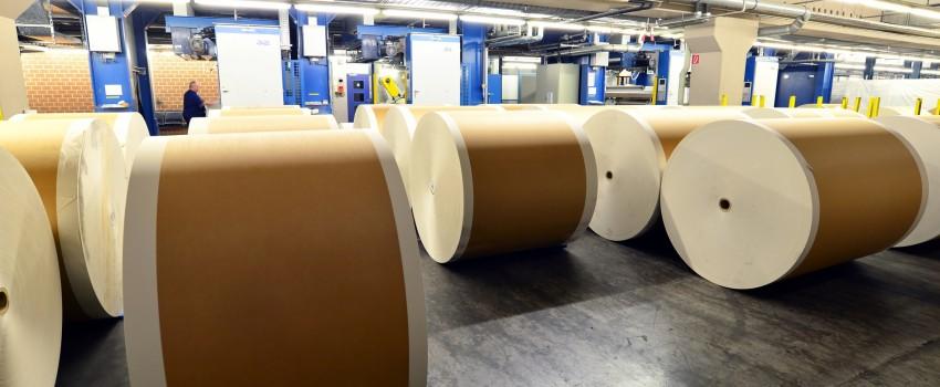 Mupa imprime votre papier emballage